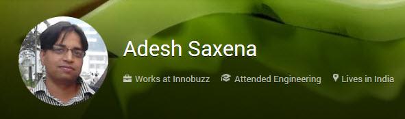 Google Plus Profile Pictures